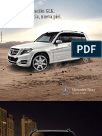 Mercedes Benz Ficha Técnica Clase GLK
