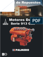 Manual de Repuestos Deutz 913