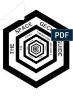 Space Gecko Guide 2014