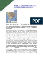 PROYECTO IIRSA, EL MEGA PROYECTO PARA EL SAQUEO DE AMERICA DEL SUR .doc