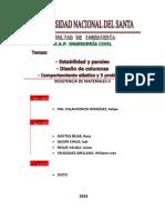 Informe - Columnas