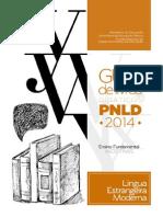 PNLD 2014 livro_linguaestrangeira