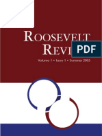 Roosevelt Review 2005