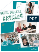 Delta College 2013-2014 Catalog
