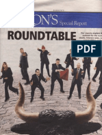 Barrons Roundtable 2014