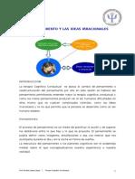 Curso El Pensamiento y Las Ideas Irracionales PDF