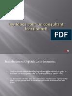 Les Idocs Pour Un Consultant Fonctionnel!