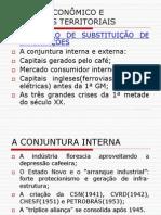 CAP. 6 - MODELO ECÔMICO E DINÂMICAS TERRITORIAIS.ppt