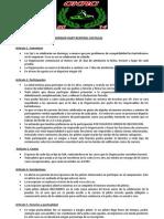 Reglamento CKRC2014