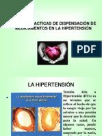 BPD en antihipertensión