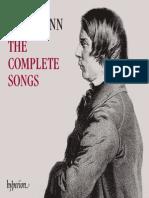 Canções de Schumann