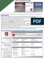 G Data InternetSecurity 2010