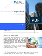 Company Profile Vron Allintegra Sistem