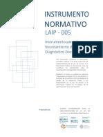 Instrumento Normativo No. 5