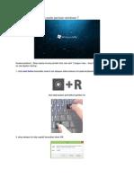 Cara Melajukan Startup Pada Perisian Windows 7