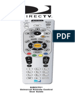 Directv Rc65 User Guide