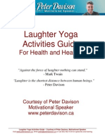 Yaga Laughter Funny Funny Healing Power