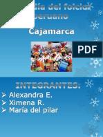 exposición Cajamarca okey