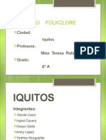 Iquitos 6to A
