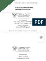 warranty postcard