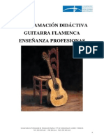 Guitarra Flamenca.