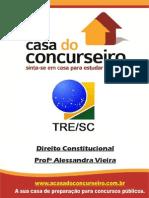REV Apostila TRE-SC Dir.constitucional AlessandraVieira