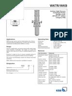 Vertical Canned Pump KSB