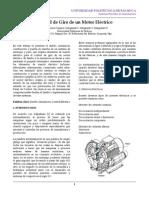 Formato - Reporte