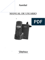 Manual Famitel