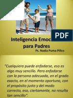 Inteligencia Emocional Para Padres Centro Esperanza