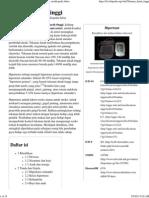 Tekanan Darah Tinggi - Wikipedia Bahasa Indonesia, Ensiklopedia Bebas