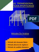 Analisis Tridimensional