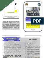 INVITACION CADEMI 2013