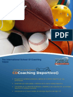 TISOC CD Coaching Deportivo