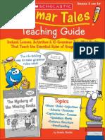 Grammar Tales Teaching Guide