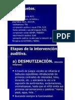 Intervencion en Def Auditivos
