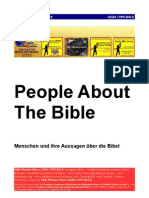 People About the Bible