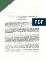 Reflexiones en torno al Hombre Total de Marcel Mauss - Nieves Herrero Pérez