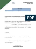 Memoriais - Professor Flávio Martins