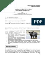 Babi Menurut Perspektif Islam, Budaya Dan Agama Lain