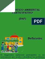 Diagnóstico Ambiental Participativo 2010