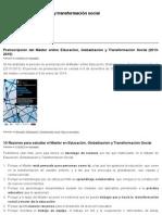 3Globalizacion - Conceptos Finales