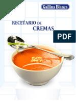 39407071 Recetario de Cremas Frias