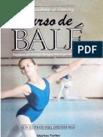 Curso de Balé - 1 - Capa, prefácio e introdução (11 p.)