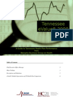 Tennessee eValue8 2009
