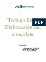 Trabajo Final CACAO