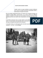 Convocatoria Colectivo Artes, Sociedad y Muerte