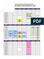 CCCH9031 Teaching Schedule 2013-14 (20-8-2013)