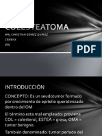 COLESTEATOMA.ppt