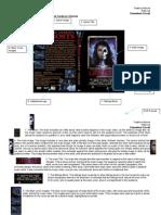 Michael Jackson-DVD Analysis